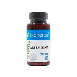 Артемизинин, от сладък пелин, Биохерба, 100 капсули