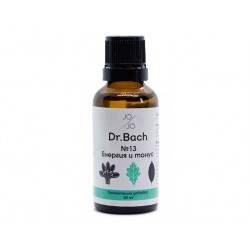 Energy and tone, Dr. Bach flower elixir №13, Jo&Jo, 30ml