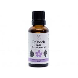 Stability, Dr. Bach flower elixir №13, Jo&Jo, 30ml