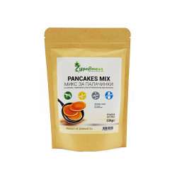 Pancakes mix, gluten free, Zdravnitza, 320 g