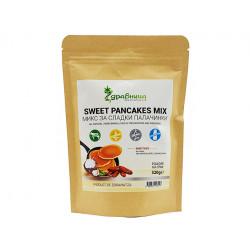 Sweet pancakes mix, gluten free, Zdravnitza, 320 g