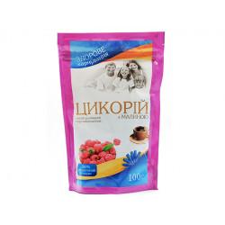 Soluble drink of chicory, barley and raspberries., Galka, 100 g