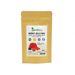Berry Jelly Mix, Zdravnitza, 50 g