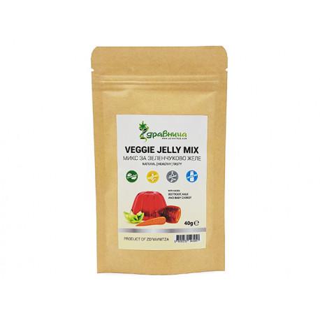 Veggie Jelly Mix, Zdravnitza, 40 g