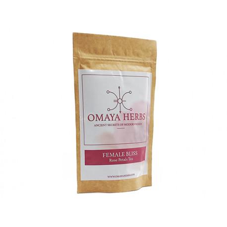 Female Bliss, herbal tea, Omaya Herbs, 30 g