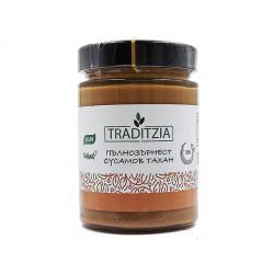 Wholegrain sesame tahini, Traditzia, 300 g