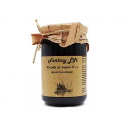 Сироп от черен бъз, хранителна добавка, Фентъзи Лайф, 300 мл.