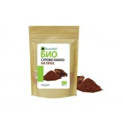 БИО сурово какао на прах - 250 гр.