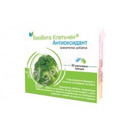 Клетъчен антиоксидант, БиоВита - 30 капсули