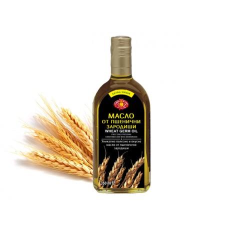 Масло от пшеничен зародиш (студено пресовано) - 350 мл.