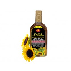 Sunflower oil, home-made, Ukrainian
