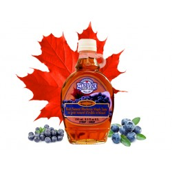 Original Canadian Maple Syrup with blueberry
