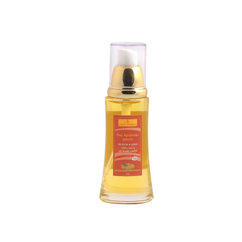 БИО Арганово масло, за коса и кожа, 100 мл.