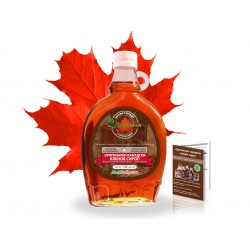 Original Canadian Maple Syrup, Zdravnitza, 375 ml