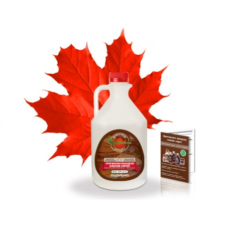 Original Canadian Maple Syrup - 500 ml