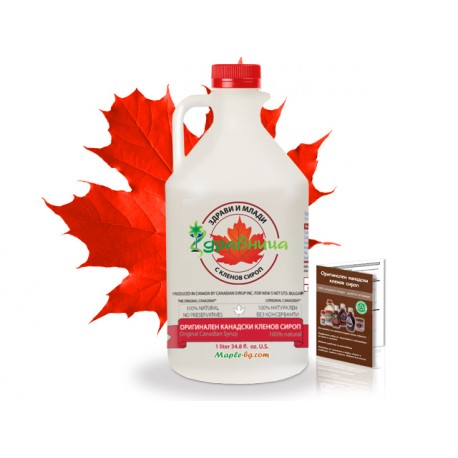 Original Canadian Maple Syrup - 1 liter