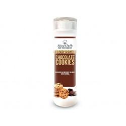 Душ гел за коса и тяло с шоколадови бисквити