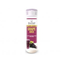 Душ гел за коса и тяло - гроздов сок