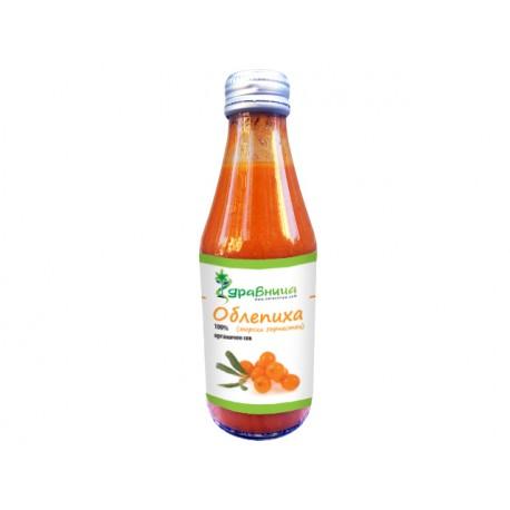 Сок от облепиха (100% органичен)