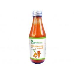 Сок от облепиха и морков (100% органичен)