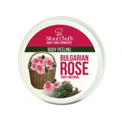 Body peeling - Bulgarian Rose