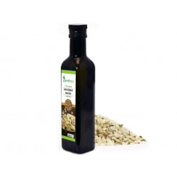 Hempseed oil, cold pressed, Zdravnitza, 250 ml