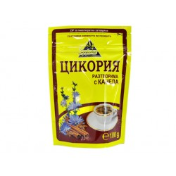Chicory, Soluble drink, with Cinnamon, 100 g