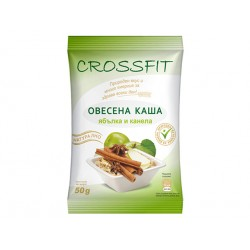 Crossfit Oatmeal - Apple and Cinnamon (50 g)