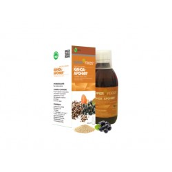 Quinoa and Chokeberry syrup - 200 ml