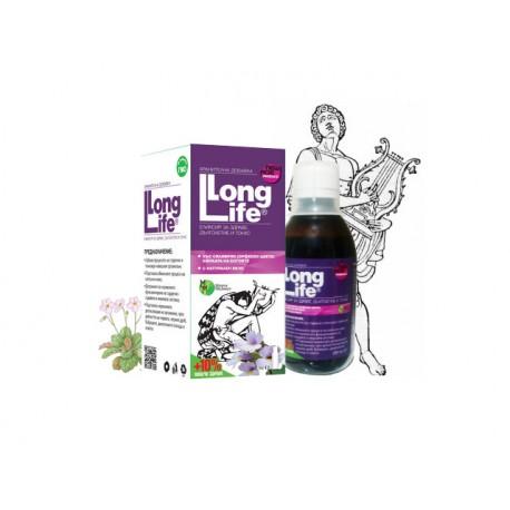 Long Life сироп - Елексир на дълголетието - 200 мл.
